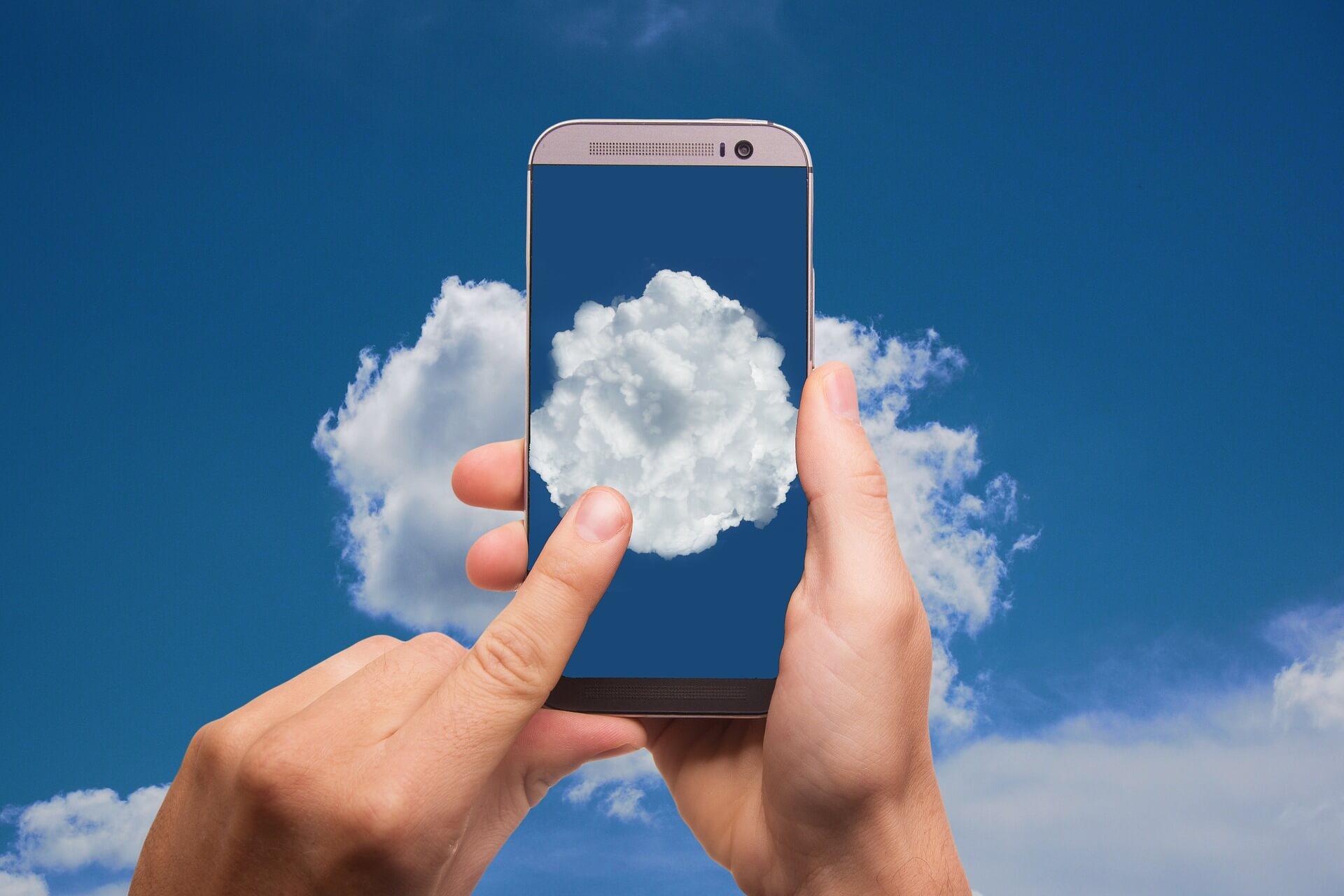 La gran mayoria de las herramientas digitales que utilizammos, estan en la nube