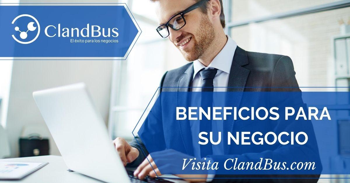 5 beneficios de utilizar un ERP en la nube movil - Obtén beneficios que aumenta la productividad con ayuda de consultores de negocio ClandBus