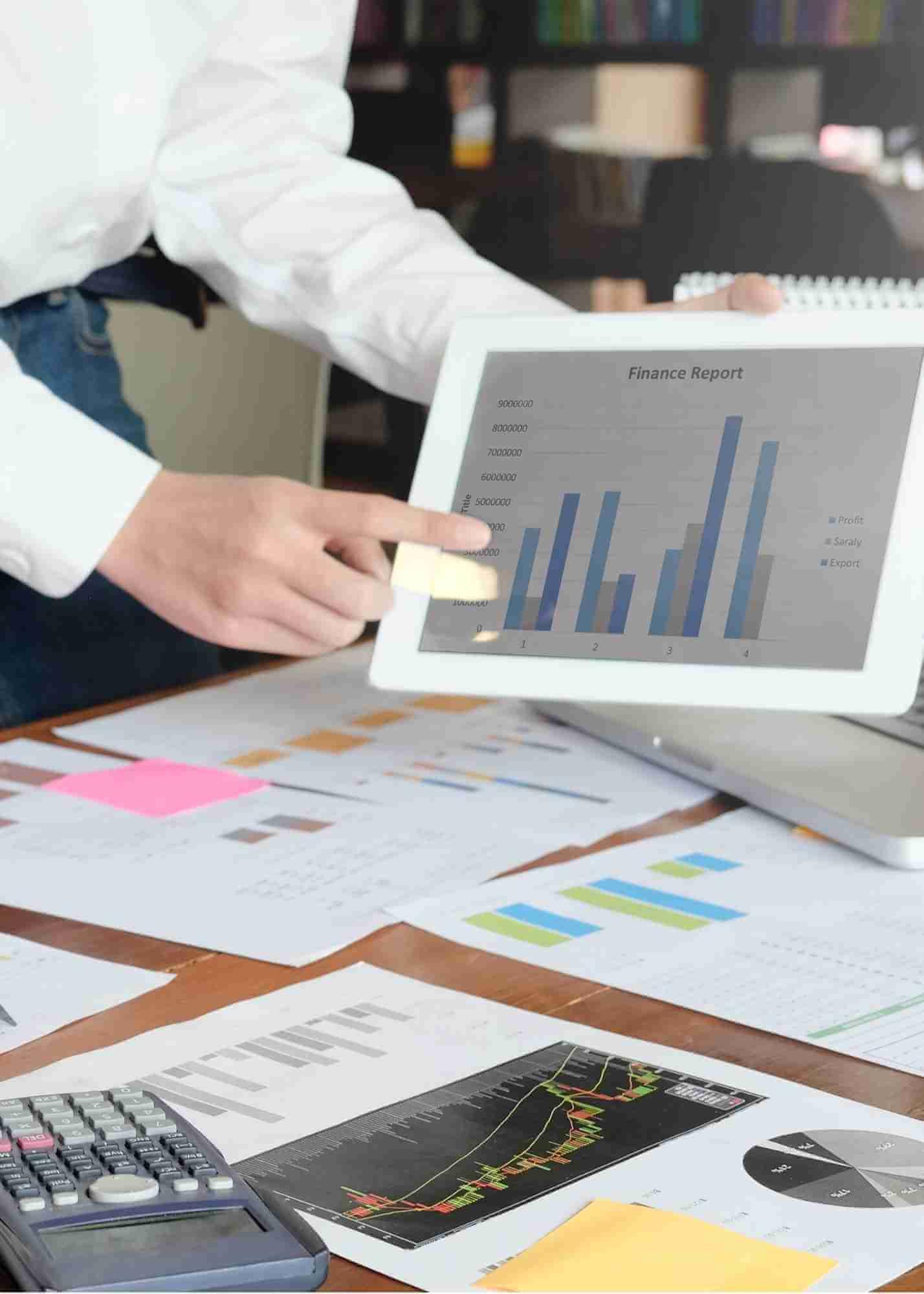 Agiliza tus procesos financieros integrando todo en un solo lugar