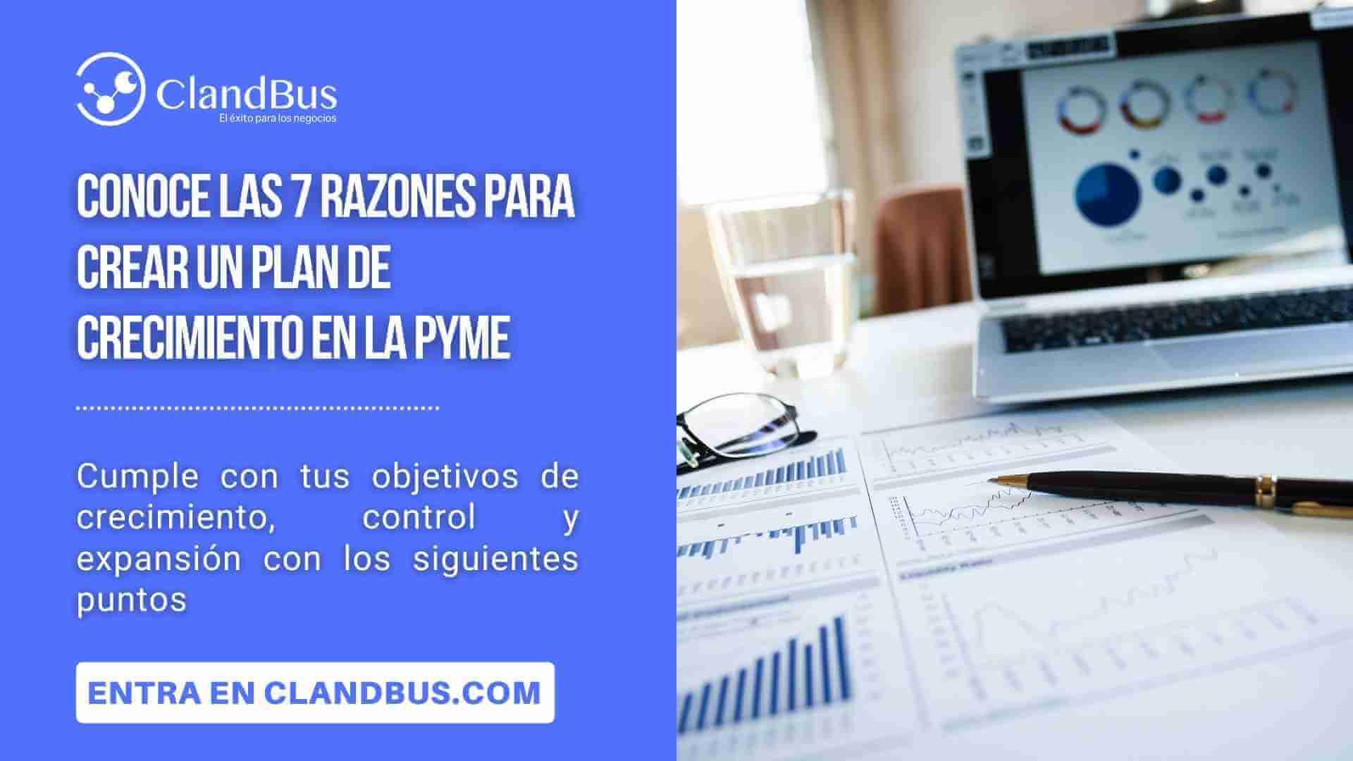 Conoce las 7 razones para crear un plan de crecimiento en la Pyme con ayuda de ClandBus y Acumatica ERP - plan de crecimiento