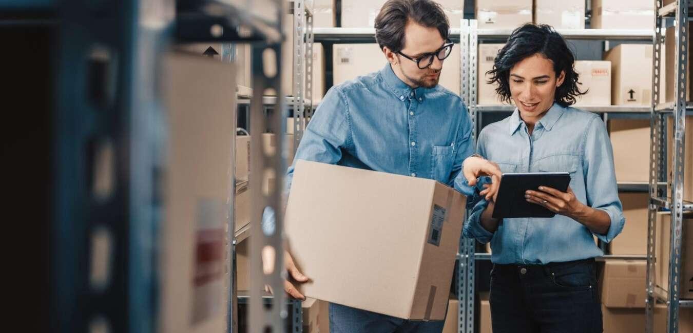 Como manejar inventario en consignación con Acumatica ERP - Recibe inventario correcto y aumenta satisfacción del cliente - Artuculos disponible para ventas con un Sistema Único