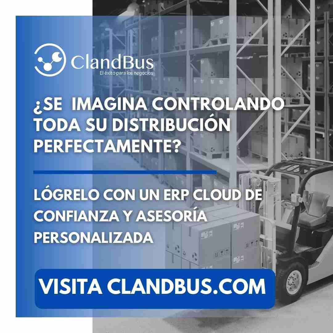 Distribución en tiempos de contigencia - Controle toda su Distribución con estratégias en la Nube y trabajo remoto con Acumatica y ClandBus