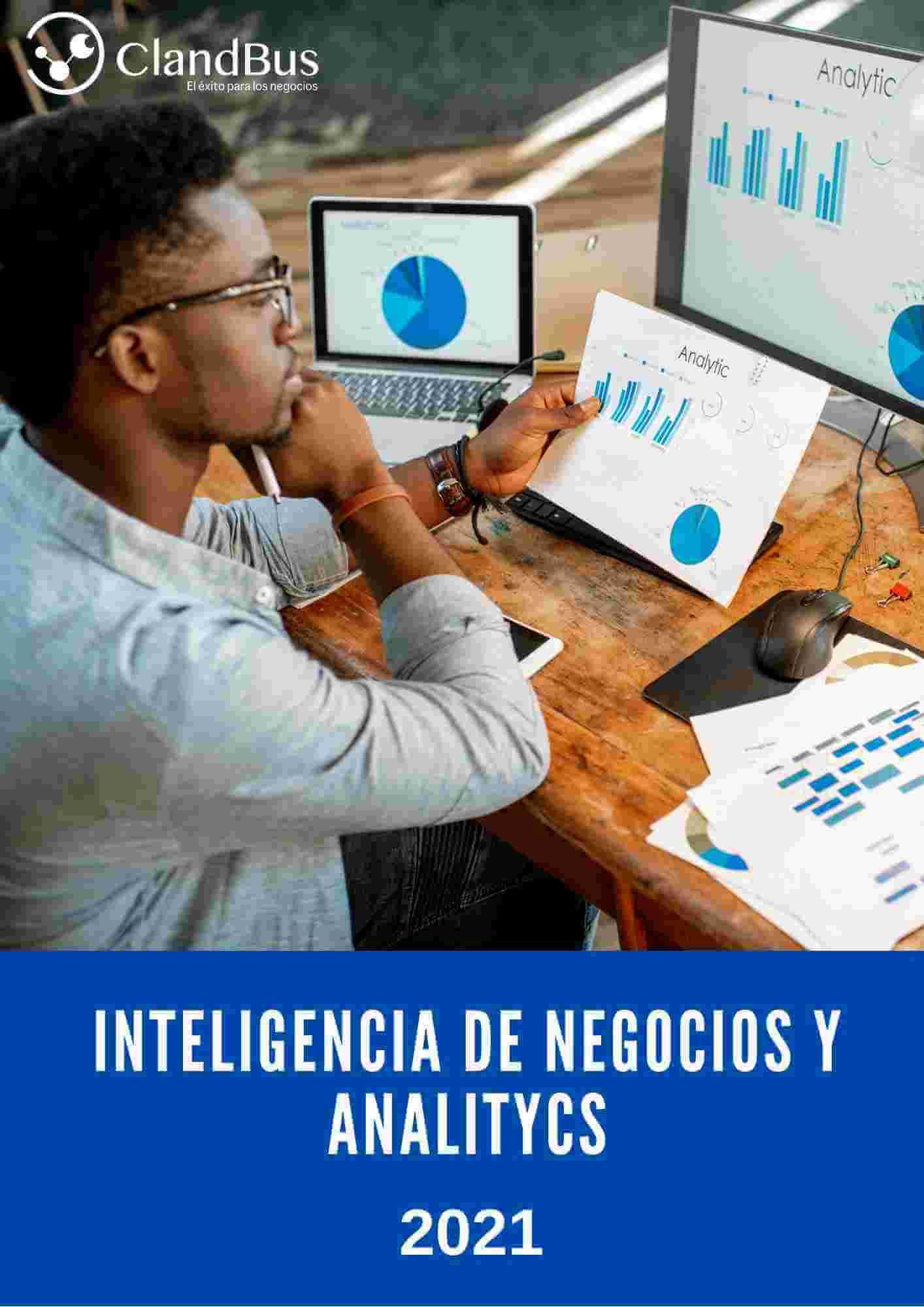 E-book ERP- ClandBus Inteligencia de Negocios Analytics con integración de Acumatica ERP
