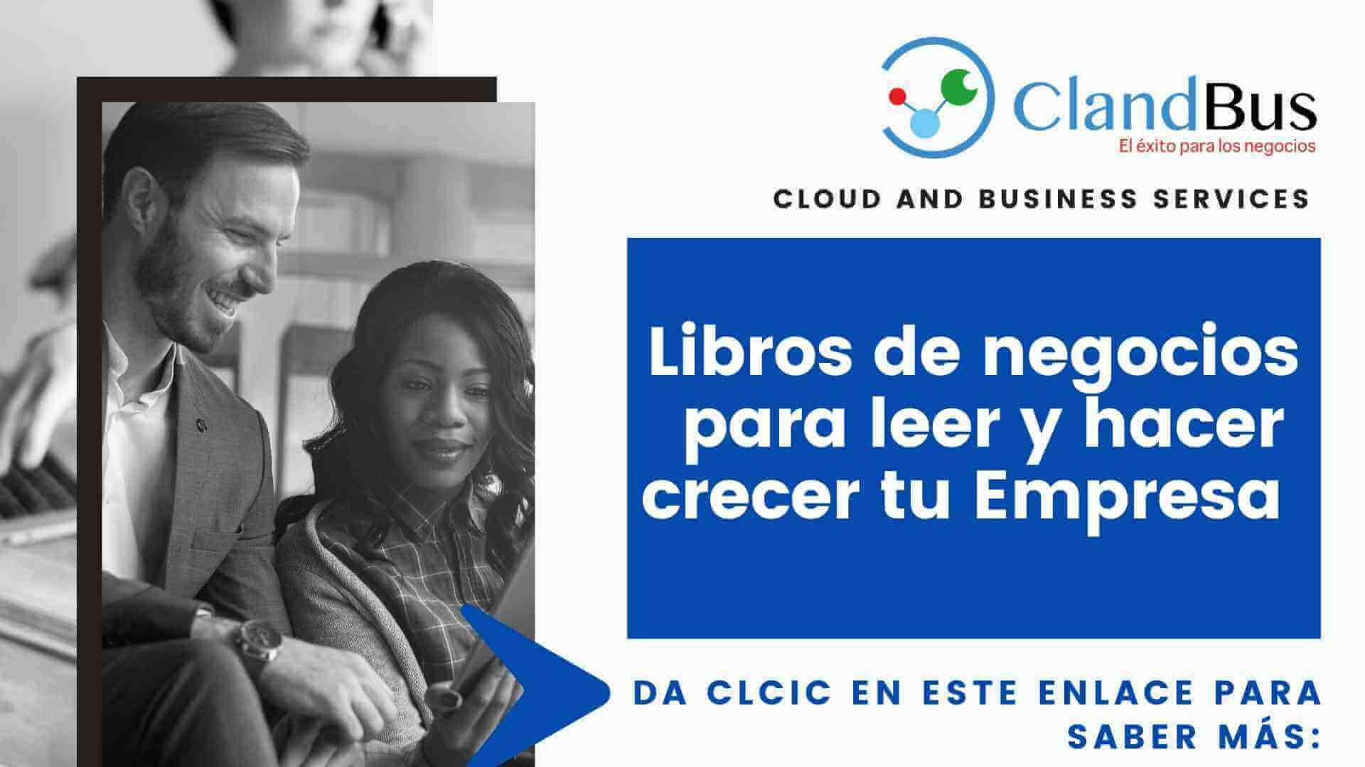 E-book ERP - Libros de negocios para leer y hacer crecer tu negocio con Acumatica ERP Cloud y ClandBus