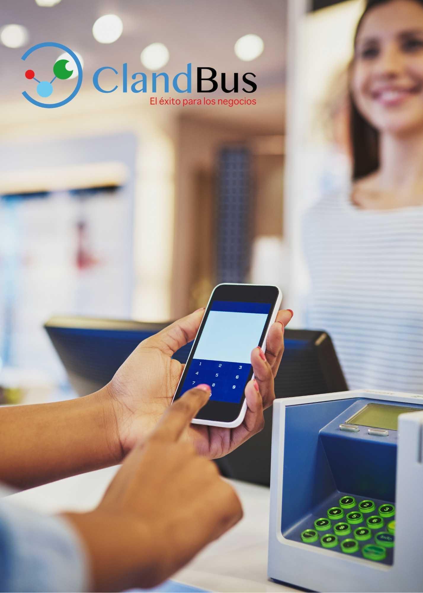 ERP Punto de Venta - Conectividad con punto de venta y pagos desde celular para logra una buena experiecia de cliente con Acumatica y Clandbus