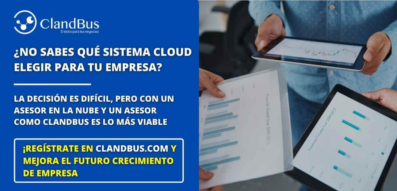 ERP por industria - La decisión es dificil pero con Acumatica en la nube y un asesor como clandbus es lo más viable