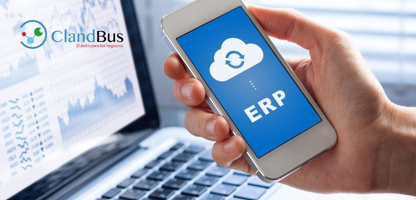 ERP web - Contola tu empresa desde un ERP Web y aumenta las decisiones al momento positivamente con Acumatica y ClandBus