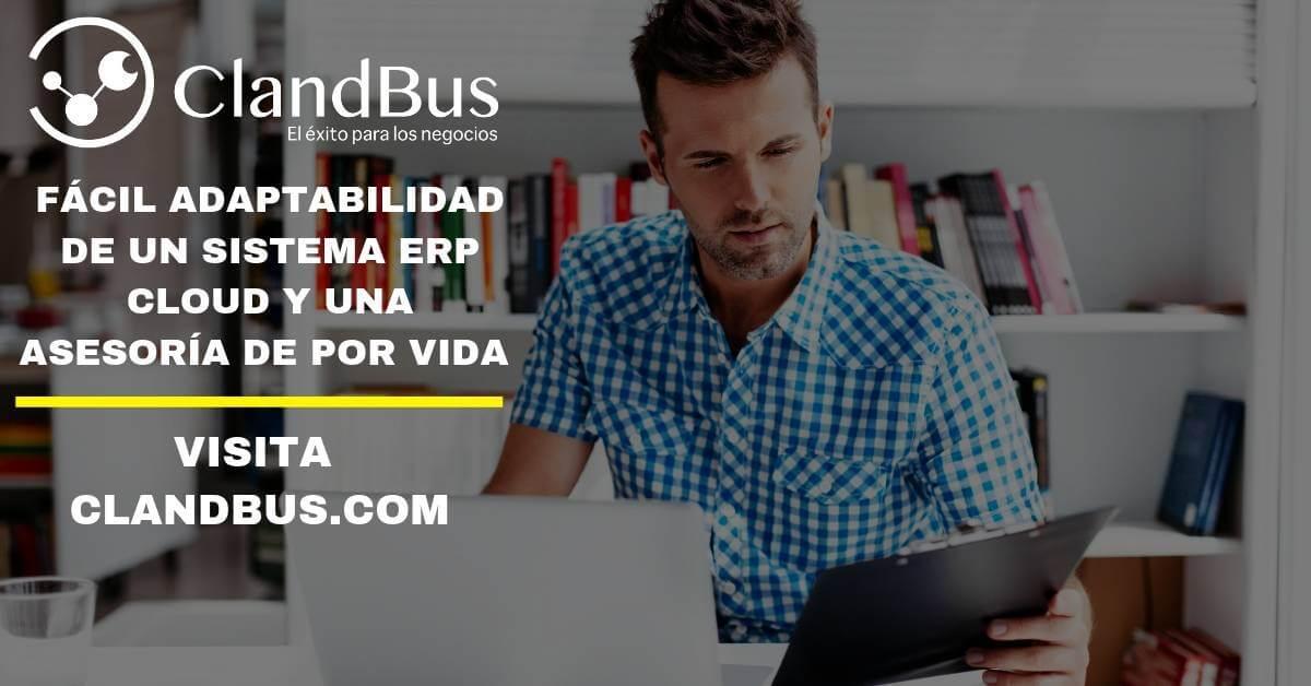 Sistema ERP por Industria - FÁCIL ADAPTABILIDAD DE UN SISTEMA ERP CLOUD Y UNA ASESORÍA DE POR VIDA
