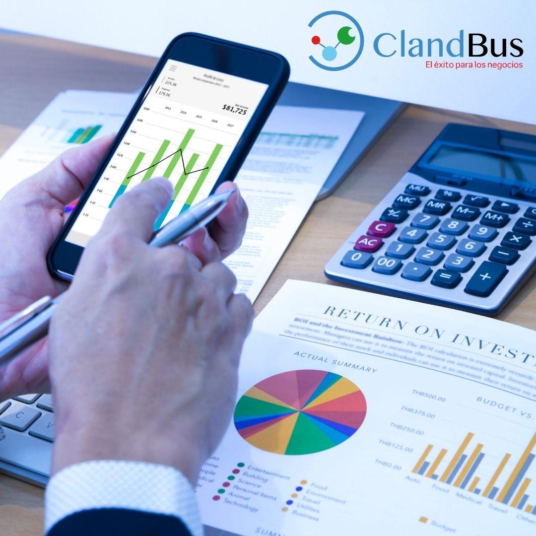 Impacto Económico Acumatica ERP-Calcula tus inversiones con reporteos y automatizaciones rápidas para obtener tus utilidades positivas con ayuda de ClandBus Consultores Certificados