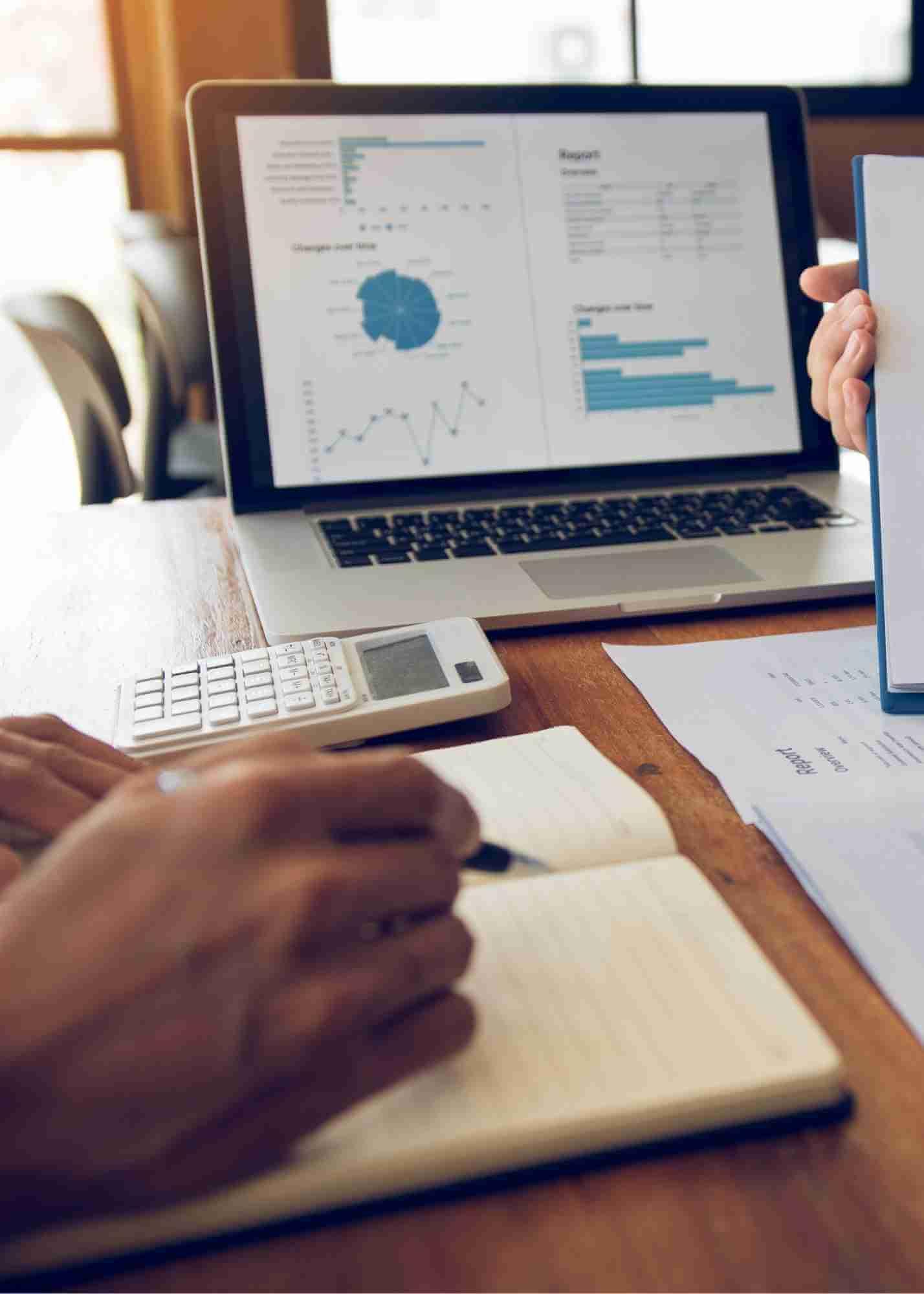 Omniapp - Obtén reportes financieros capaces de brindar información rápida para futuros cambiantes