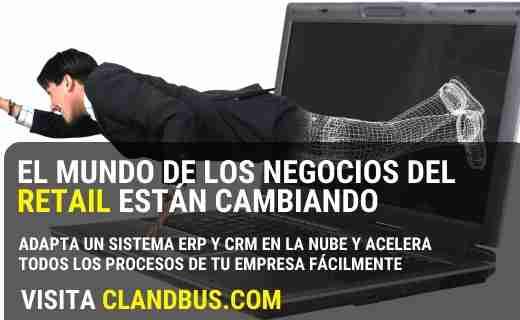 RETAIL - EL MUNDO DE LOS NEGOCIOS ESTÁN CAMBIANDO