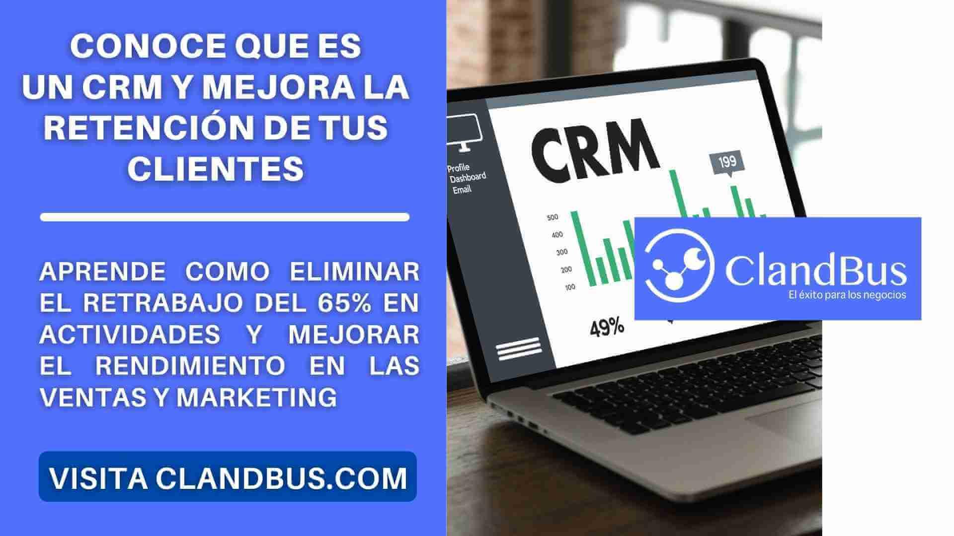 Realiza tus procesos automatizados de ventas, marketing y soporte a cliente con Acumatica ERP y ClandBus