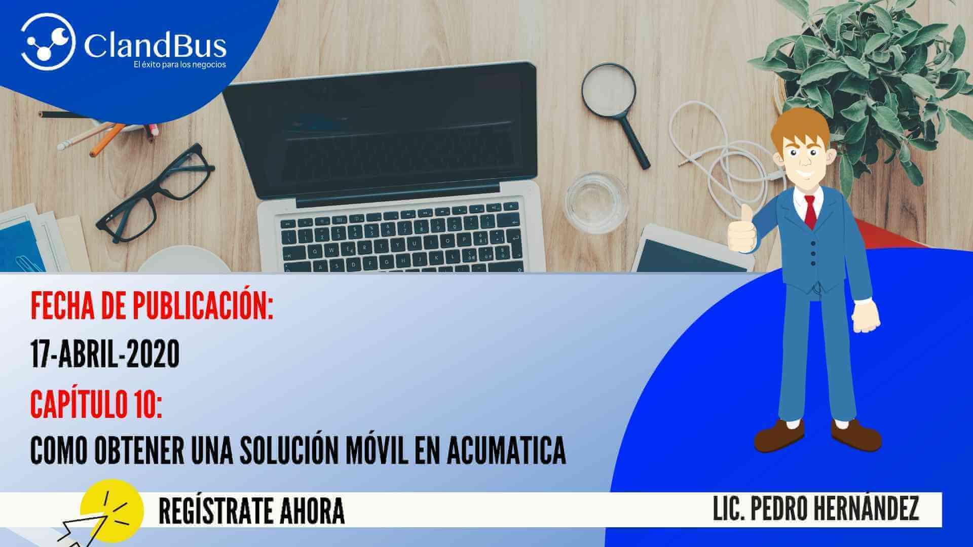 Resolución de problemas con Acumatica -Como obtener una solución móvil en Acumatica ERP
