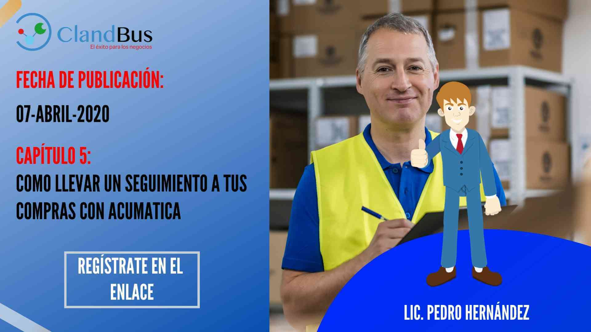 Resolución de problemas con Acumatica -como llevar un seguimiento a tus compras con Acumatica ERP
