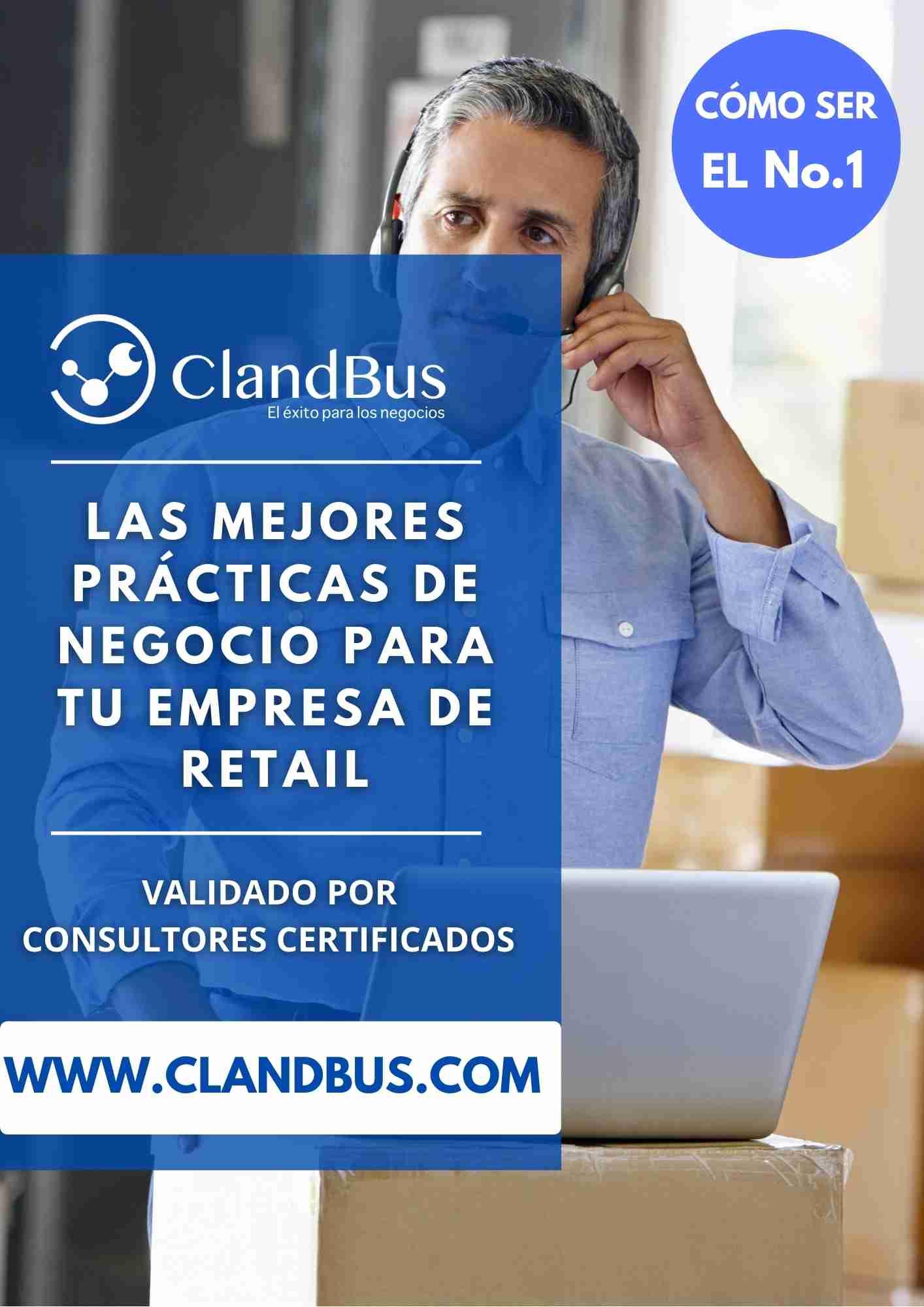 Retail- Implemente las mejores prácticas empresariales con la herramienta de Acumatica ERP Y Consultores Certificados ClandBus y aumente la productividad en su empresa de Retail