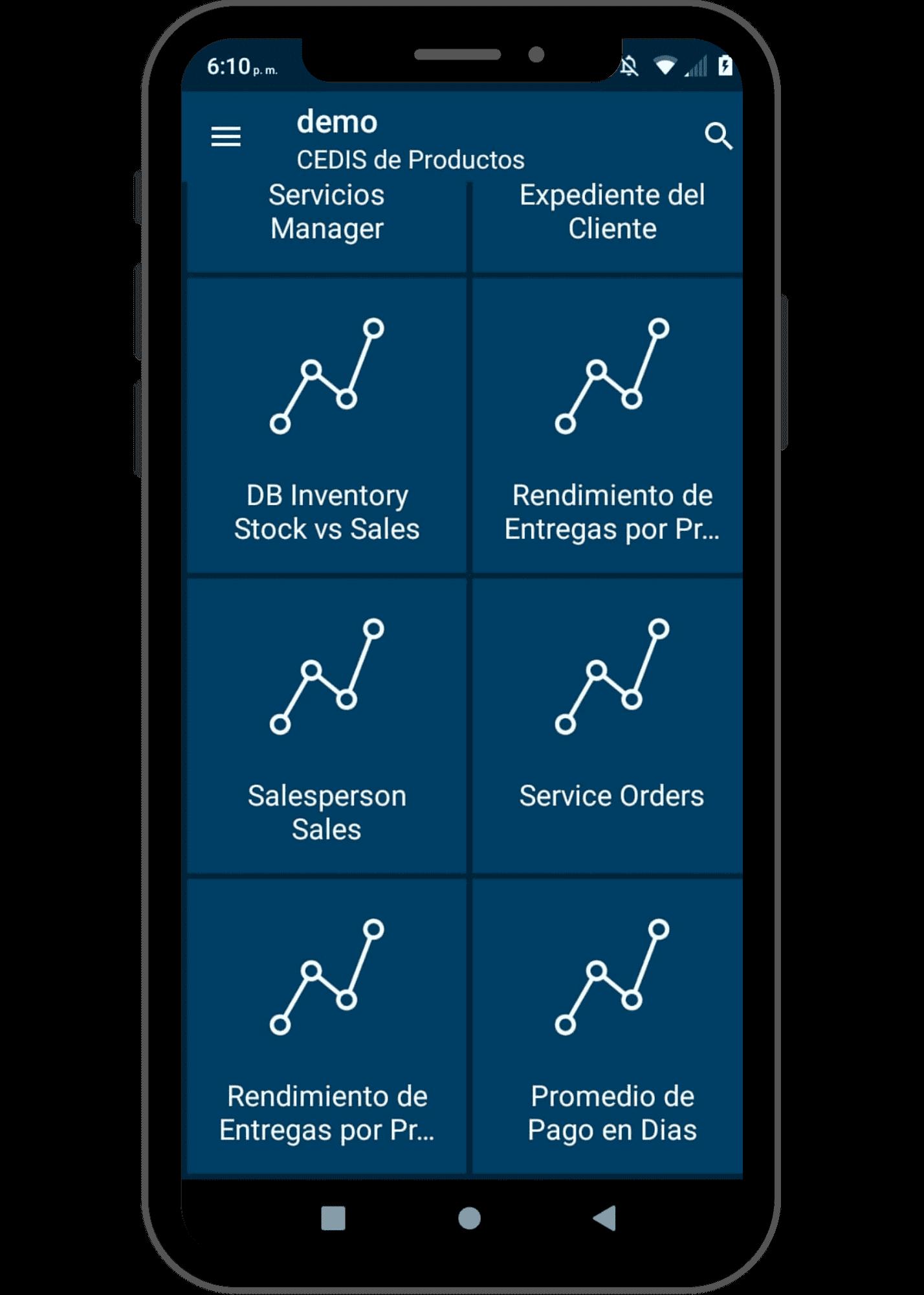 Sistema ERP Cloud Mexico - Automatice todos sus procesos de negocio desde la Nube con Acumatica y haga crecer su empresa 3x