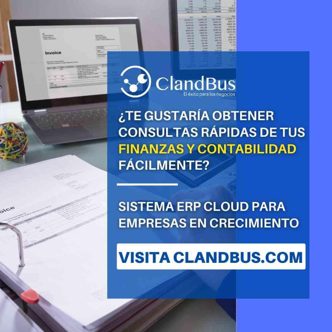 Software para contabilidad - Obtén tu información contable y financiera con indicadores de rendimiento y reportes reutilizables más rápido con ayuda de Socios ClandBus