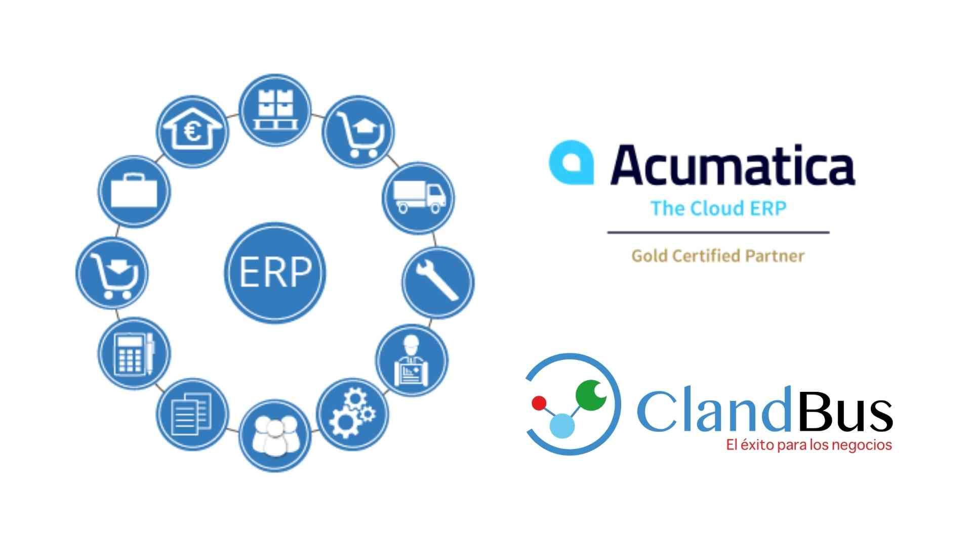 ciclo de vida de implementación de un erp - Obtén el seguimiento al finalizar el proyecto con soporte en menos de 30 minutos con ClandBus y Acumatica ERP