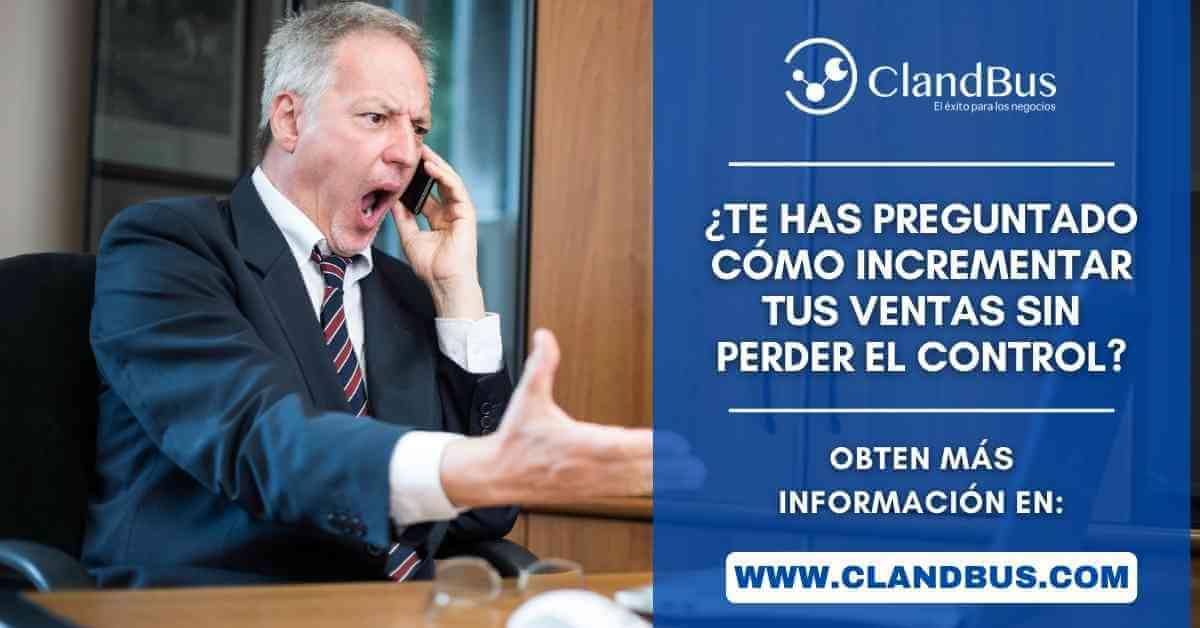 cómo incrementar tus ventas - Eleva tus utilidades y elimiandno errores y automatizando con ayuda de Consultores Certificados ClandBus en Acumatica ERP