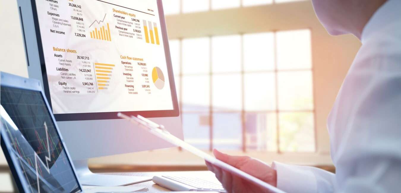 como maximizar el desempeño de una empresa con un ERP - Control empresarial desde un mismo Sistema ERP Cloud y Asesores de Confianza