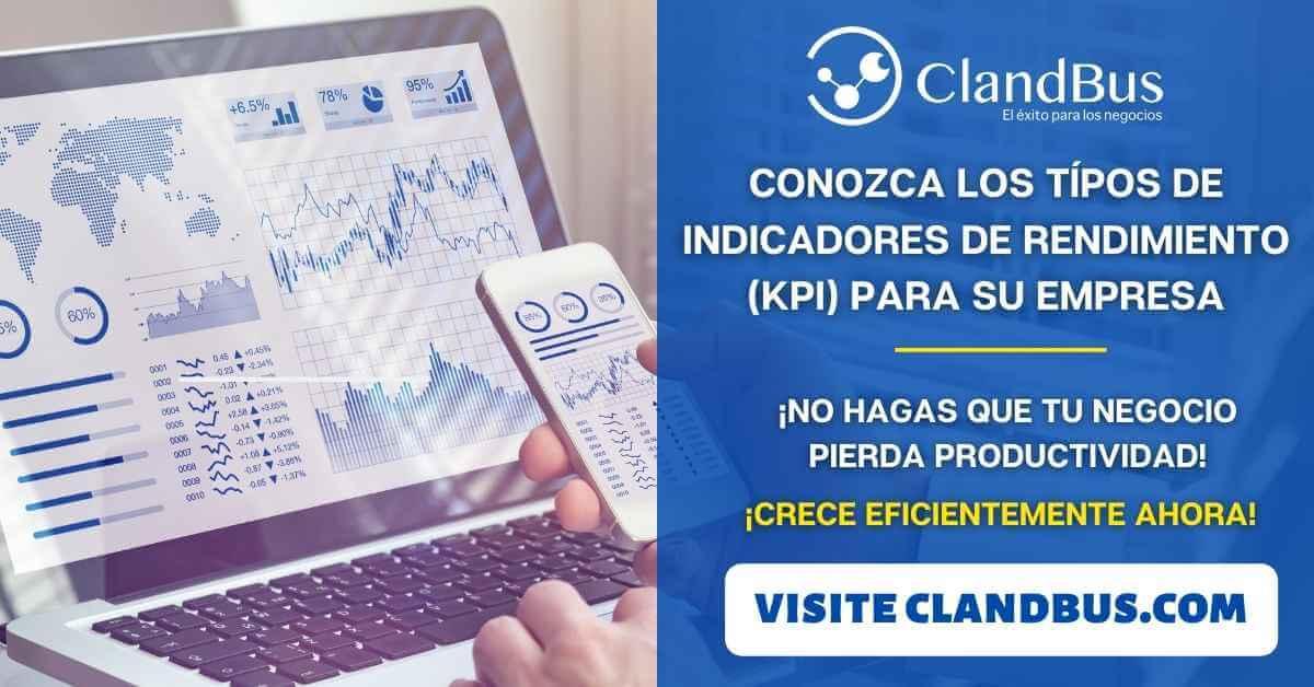 productividad - De seguimiento a su empresa con tableros e indicadores de rendimiento especializados para el control y crecimiento de su negocio con Acumatica y ClandBus