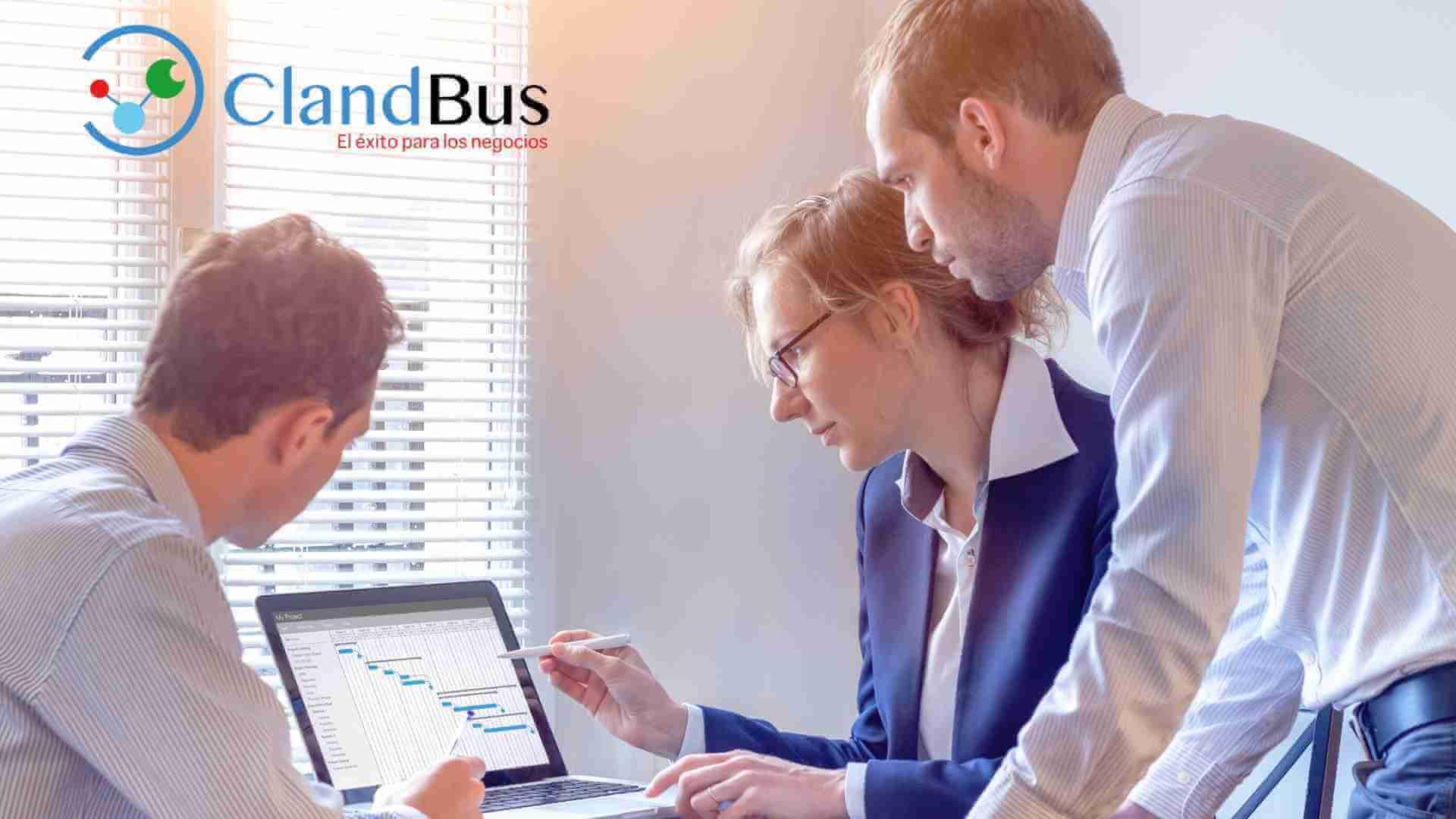 tecnologia business intelligence - Aprende como con socios ClandBus obtendrás tecnología para tu negocio
